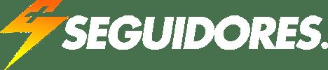Más Seguidores Logo White